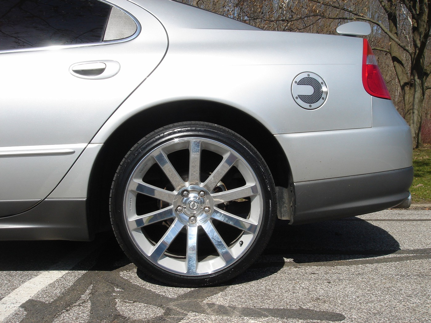 Best size tire for my rims... - Chrysler 300M Enthusiasts Club