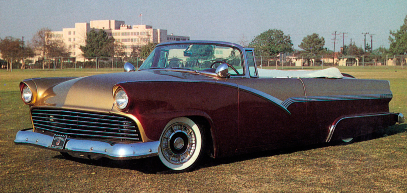 Projects 1955 56 ford crown victoria the h a m b