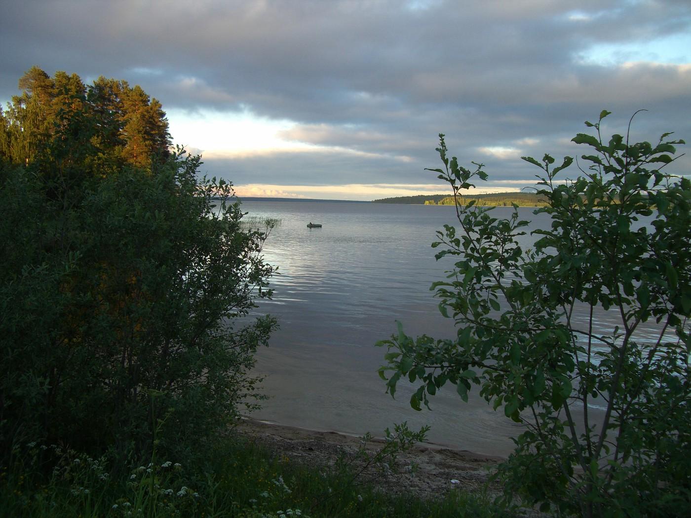 Landschaft Karelien