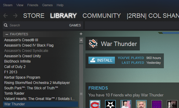 Game shows as not installed in Steam library    but it is