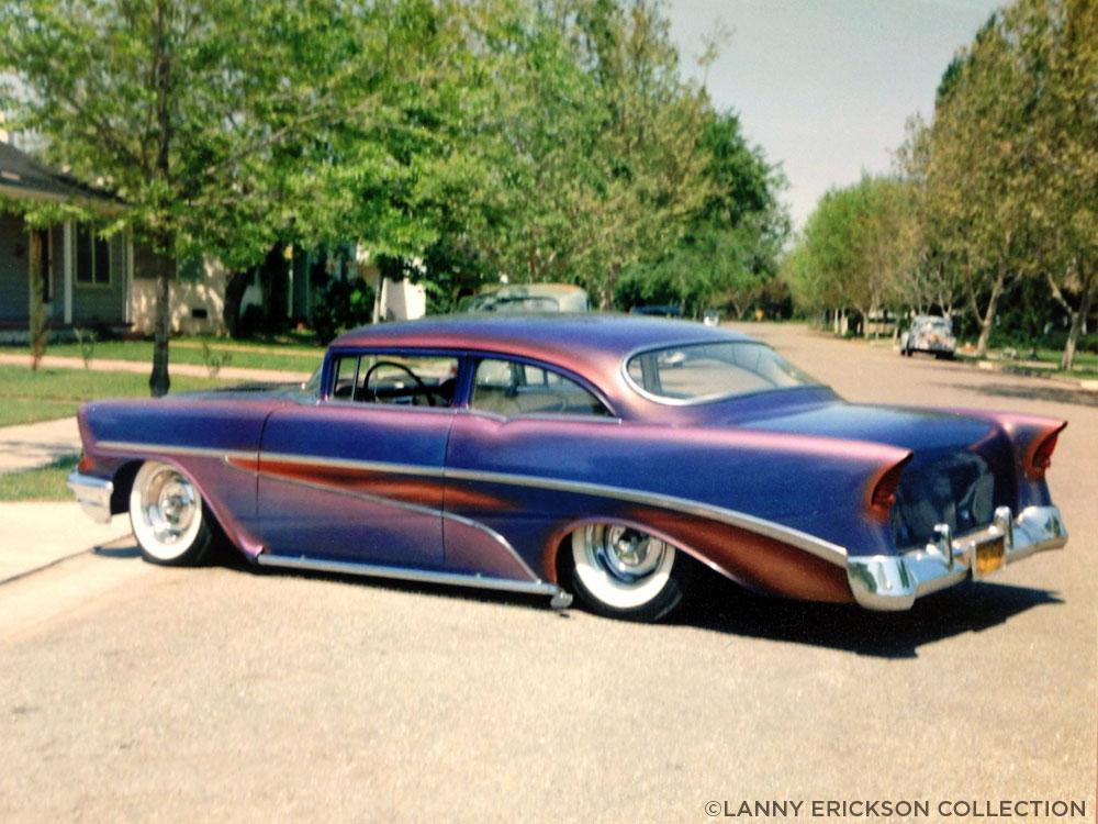 SOLD Lanny Erickson Project 56 Chevy - Custom Car ChronicleCustom ...