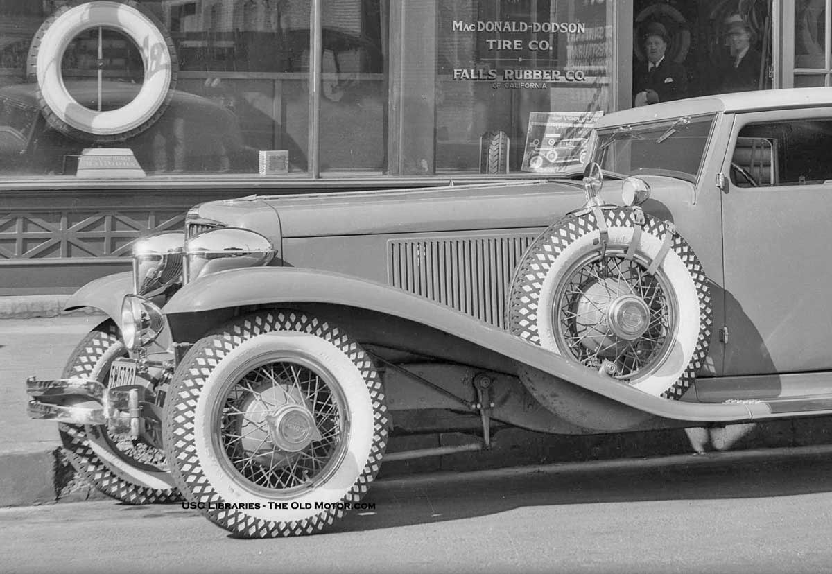 White Wall Tires - Which one to choose. - Custom Car ...