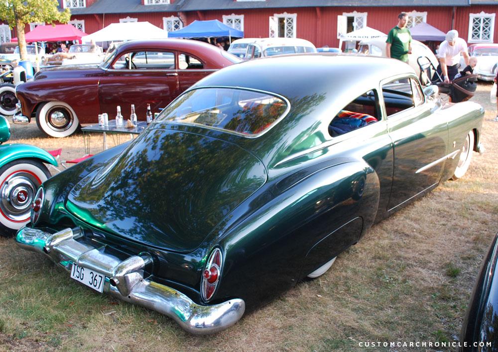 1949 Oldsmobile Chopped Fastback Sold Custom Car