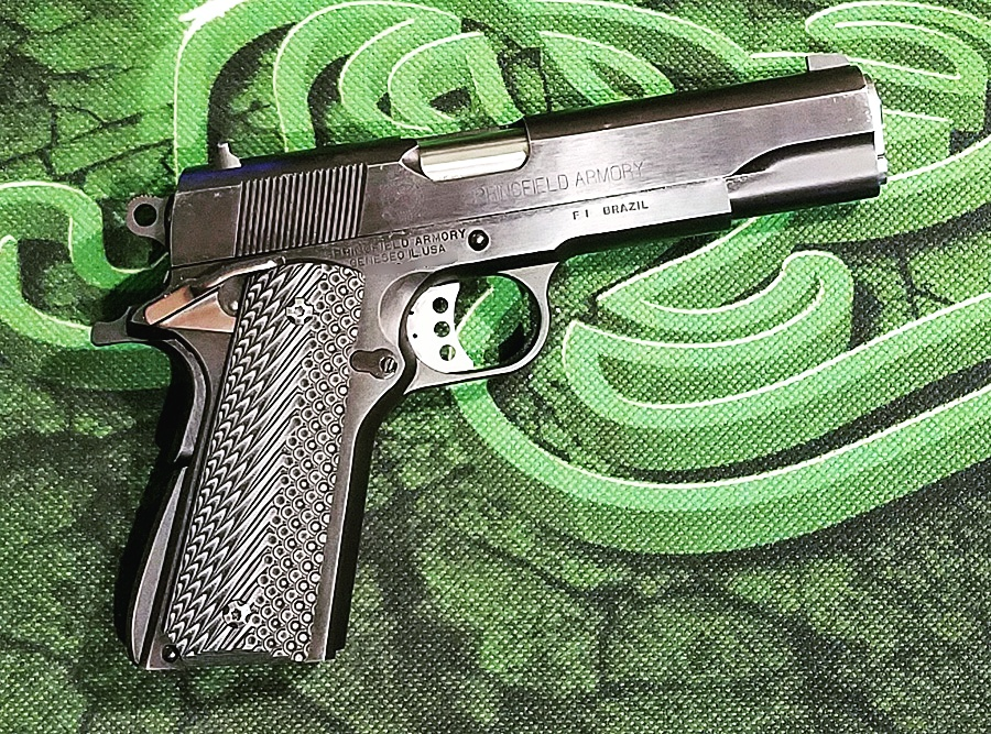 My 23 year old Springfield 1911A1 - Page 2 - SIG Talk
