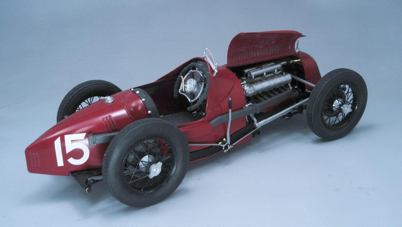 Fiat Of Glendale >> 1927 Fiat 806 Grand Prix Racer - Big Boyz - Model Cars Magazine Forum