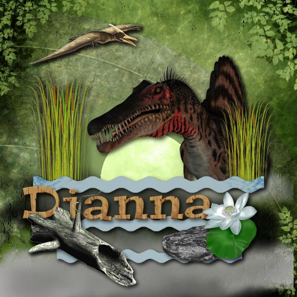 Jurassic Summer - Dianna