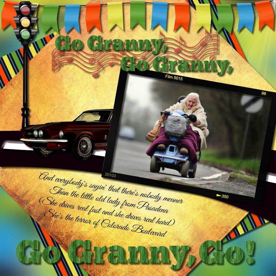 Go Granny, Go!