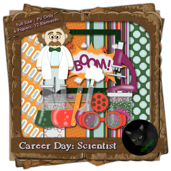 Career Day: Scientist (Full)