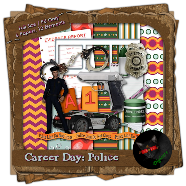 Career Day: Police (Full)