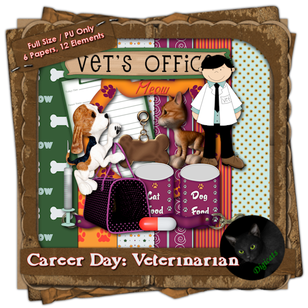 Career Day: Veterinarian (Full)