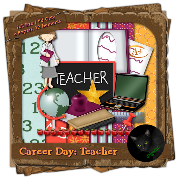 Career Day: Teacher (Full)