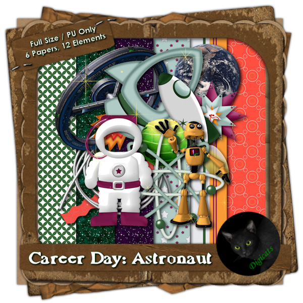 Career Day: Astronaut
