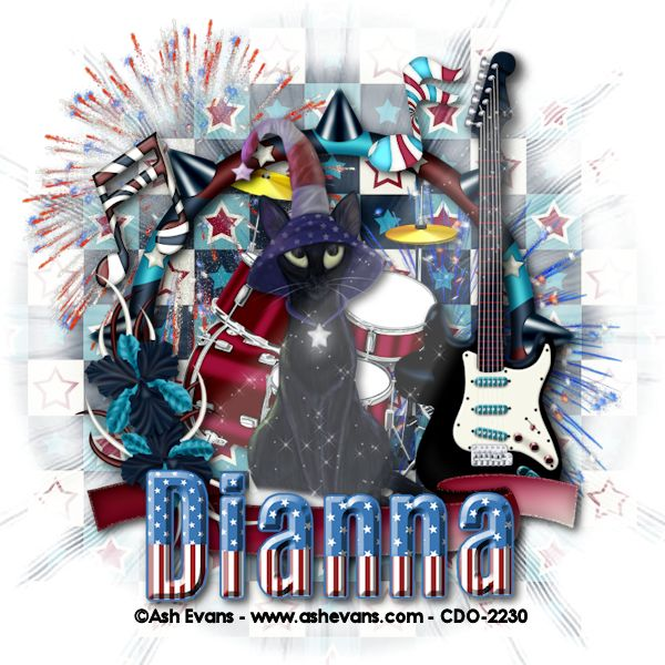American Band - Dianna