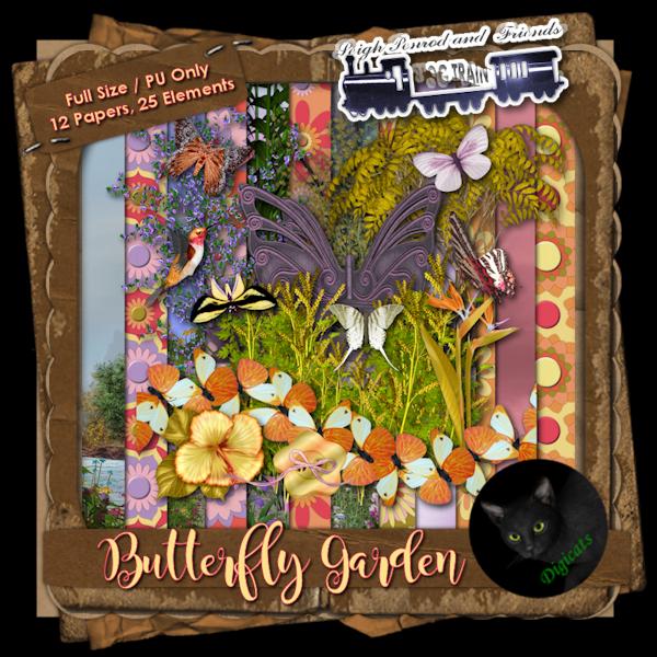 Butterfly Garden (Full)