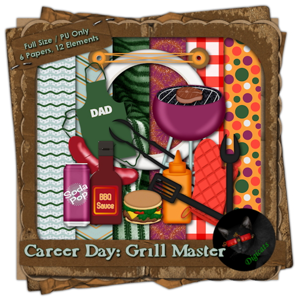Career Day: Grill Master (Full)