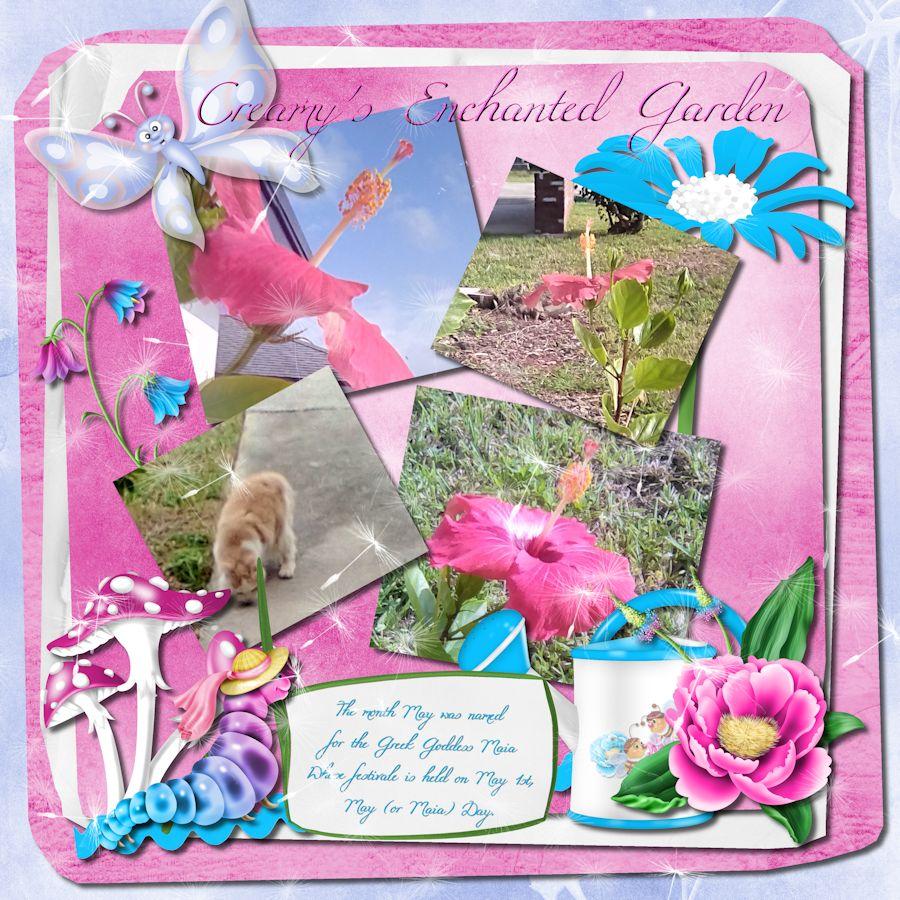 Creamy's Enchanted Garden