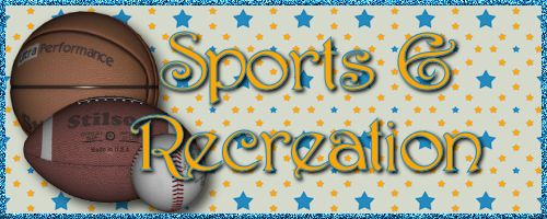 Sports & Rec Header