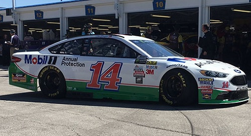14 mobil 1 annual protection driven by clint bowyer in 2017 decal fits the new revell ford fusion kit