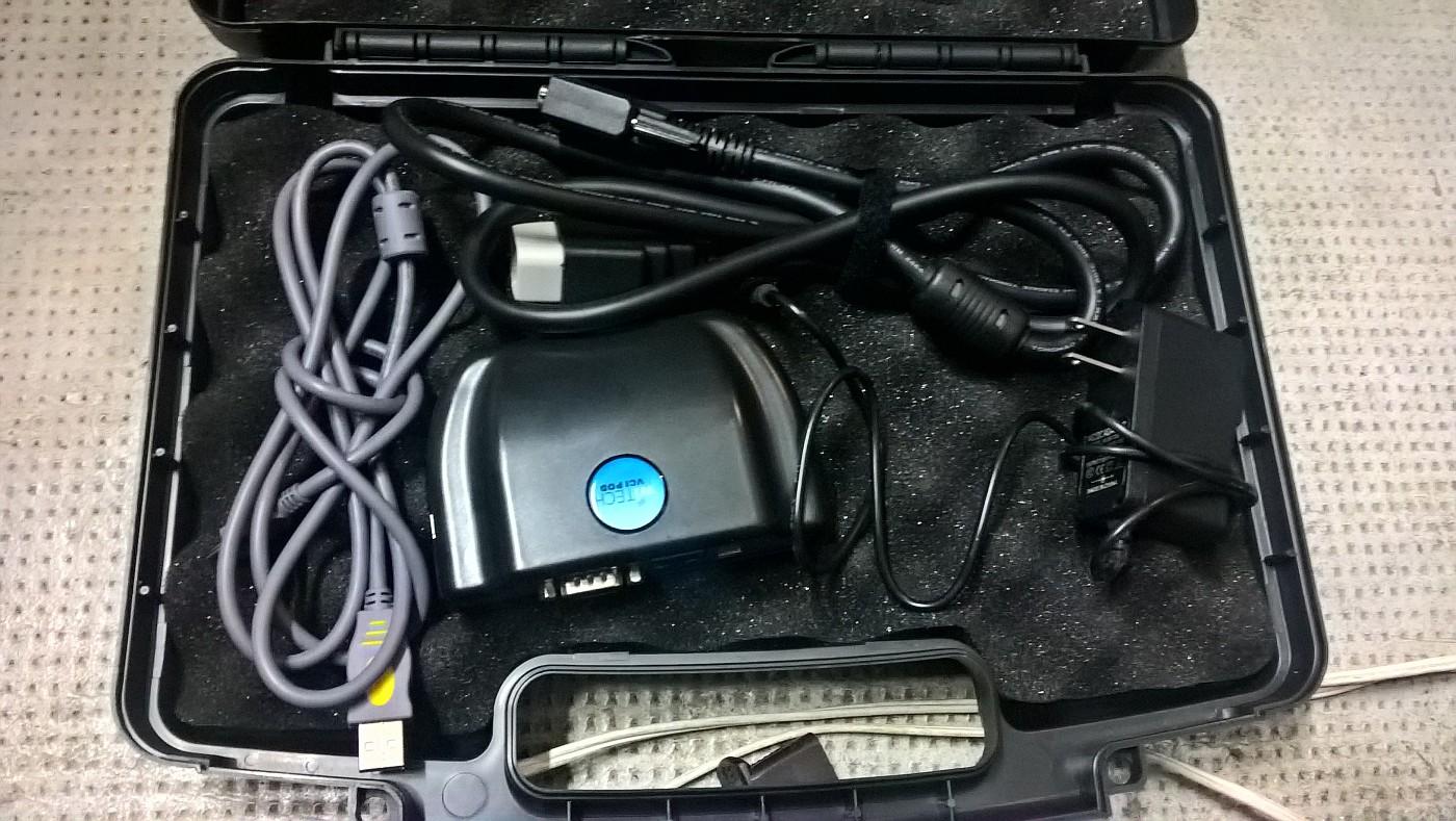 OBD2 vehicle diagnostics: VVDI Prog 4 4 0 Wiring Instruction