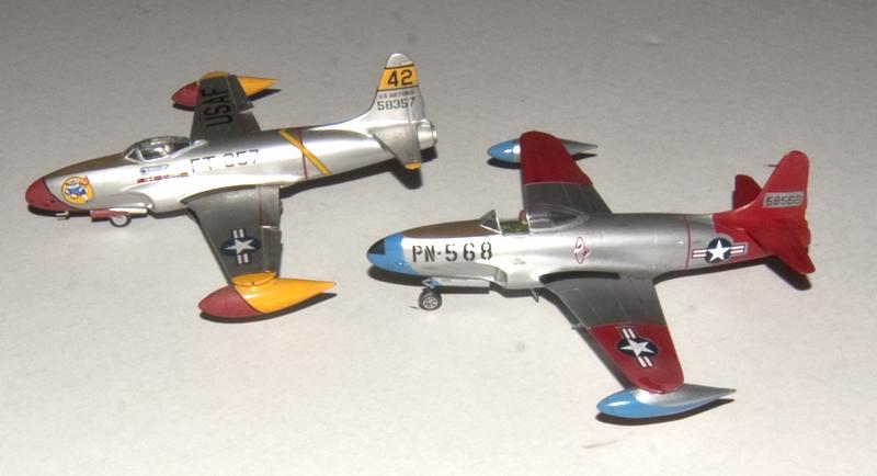 F-80 accuracy - Cold War - Britmodeller com