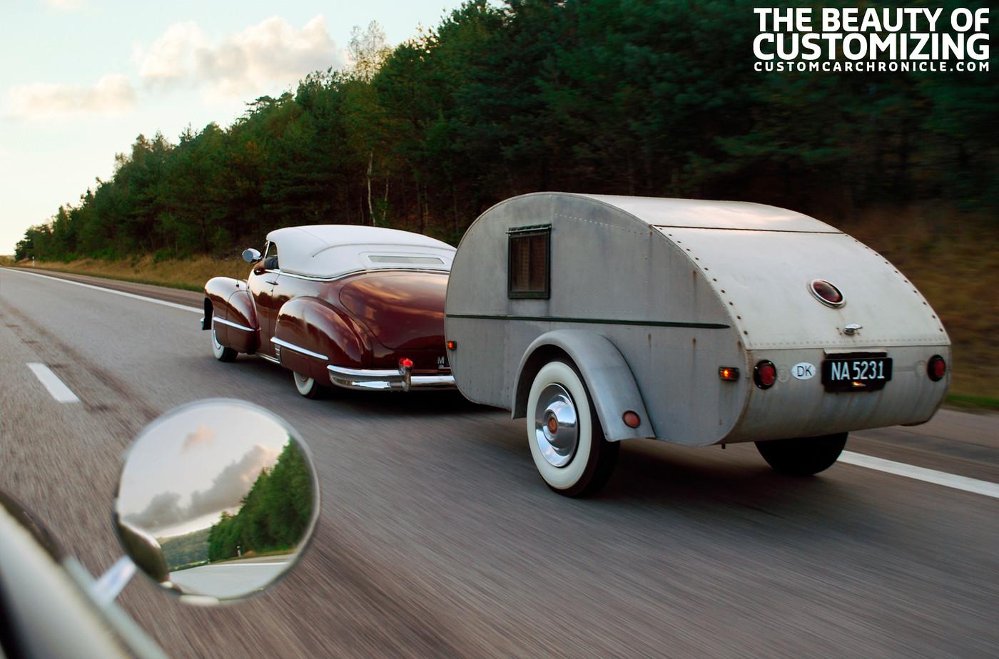 Spartans, Airstreams, tear drop trailers. - Custom Car ...