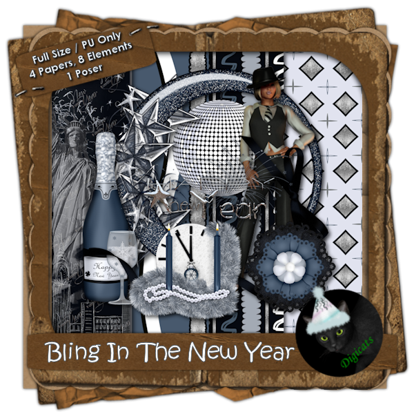Bling in the New Year (Full)