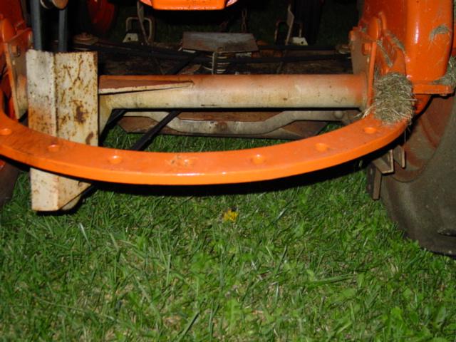 belt problems -- woods l306 mower under a ca ... basic engine wiring diagram allis chalmers c #6