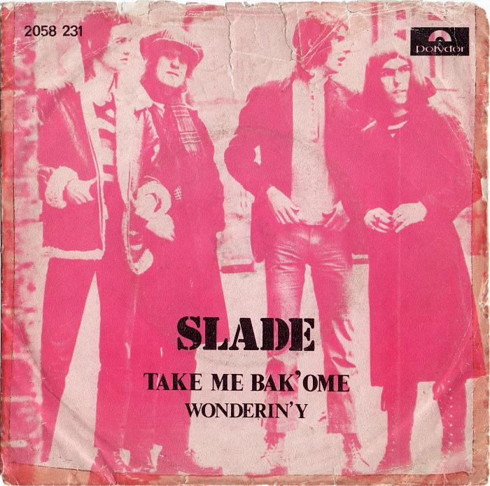 Slade Take Me Bak Ome Portugal front