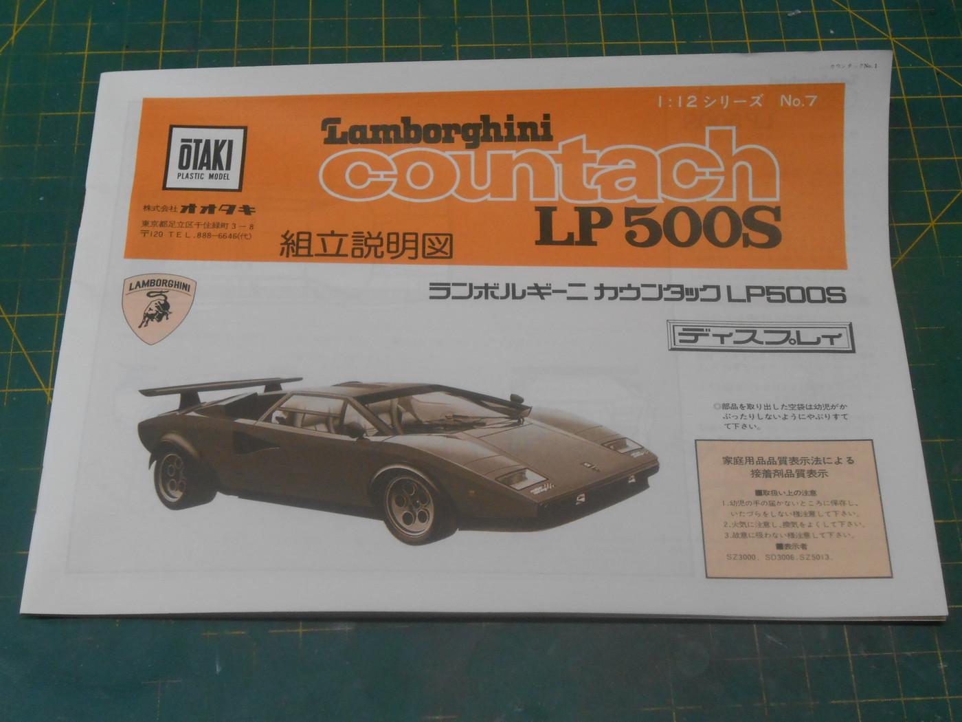 Lamborghini Countach LP500S 1/12 2v2EArpUFxaTfRW