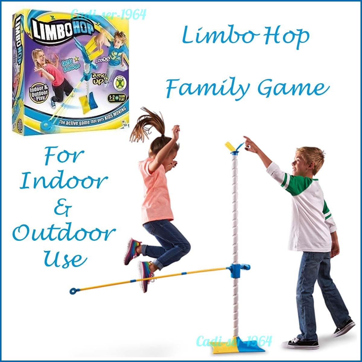 LIMBO HOP   KIDS ACTIVE  INDOOR  OUTDOOR  GAME