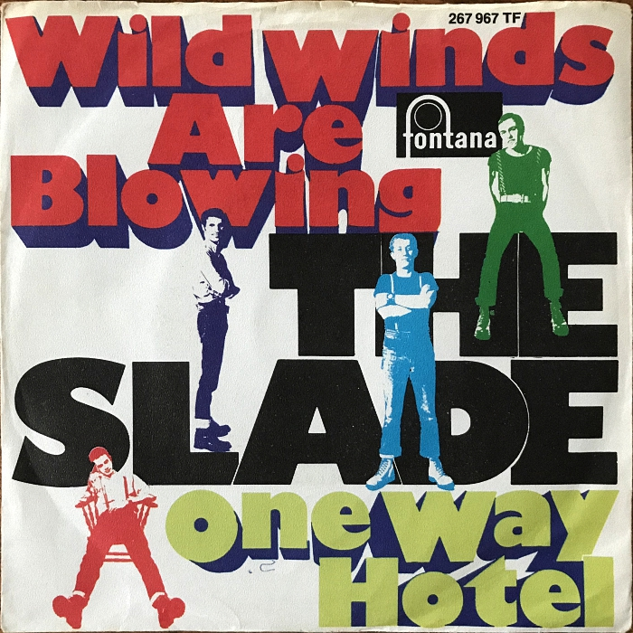 The Slade Wild Winds Are Blowing Germany front