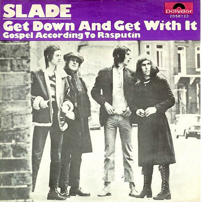 Slade Get Down And Get With It Holland front