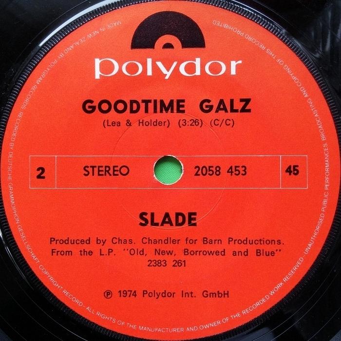 Slade Everyday New Zealand side 2