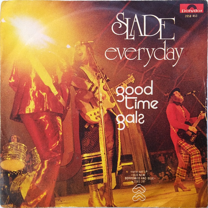 Slade Everyday Italy front