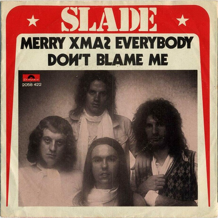Slade Merry Xmas Everybody Holland front