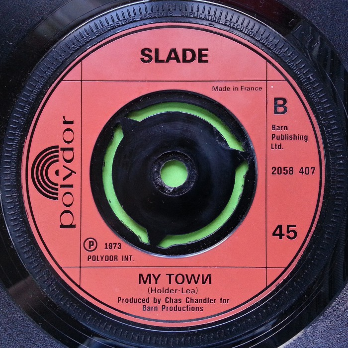 Slade My Friend Stan France side 2