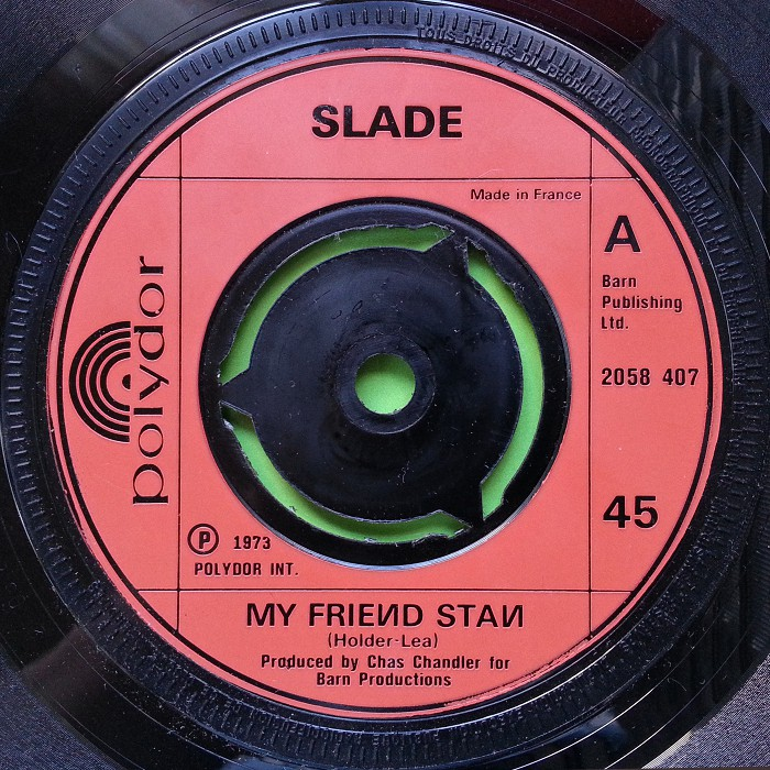Slade My Friend Stan France side 1