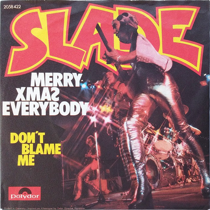 Slade Merry Xmas Everybody Austria front