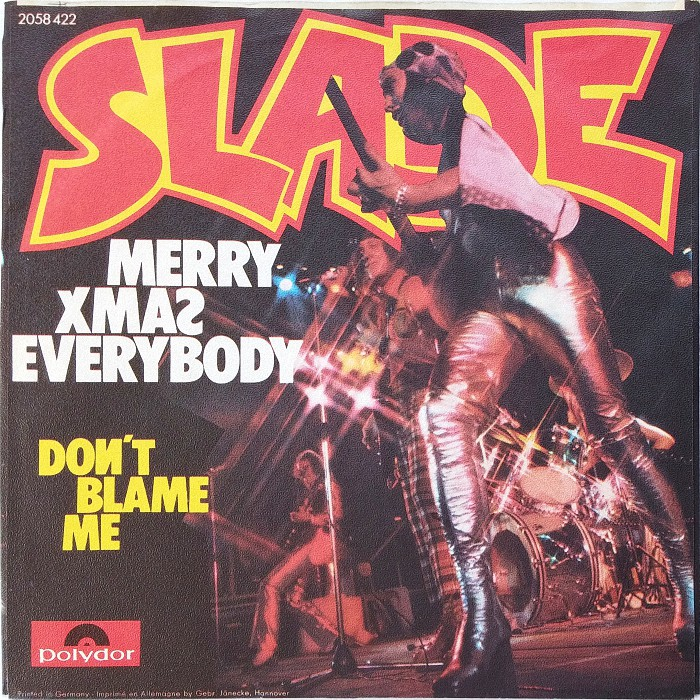 Slade Merry Xmas Everybody Austria back