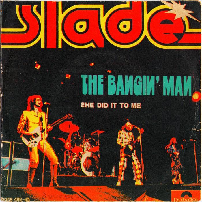 Slade The Bangin Man Angola front