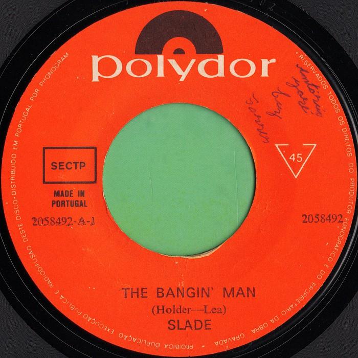 The Bangin Man Angola side 1