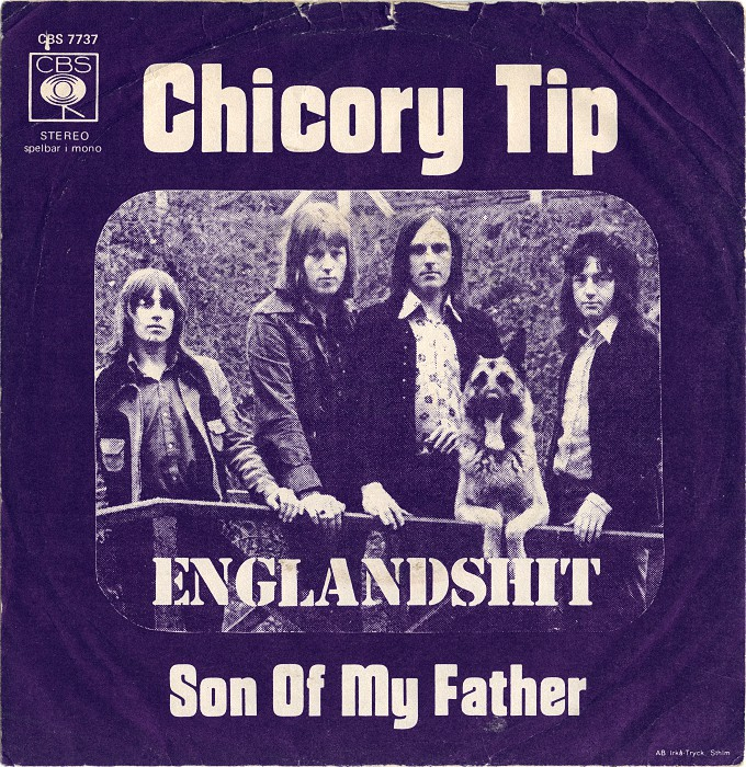 Chicory Tip Son of My Father Sweden front