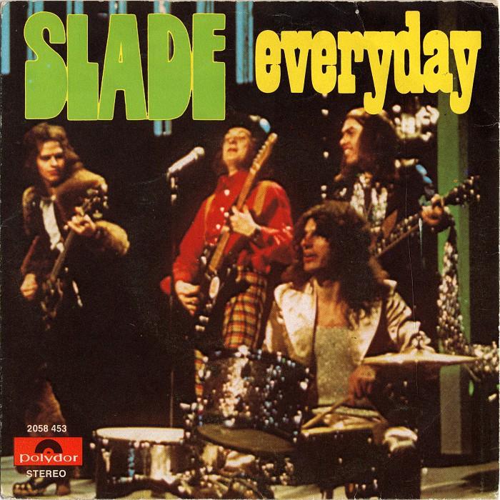 Slade Everyday Belgium front
