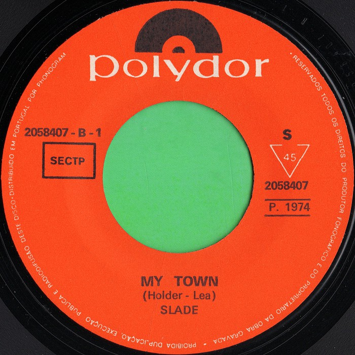 Slade My Friend Stan Angola side 2