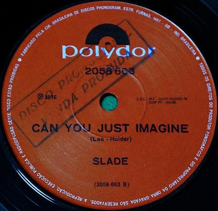Slade In For A Penny Brazil promo side 2