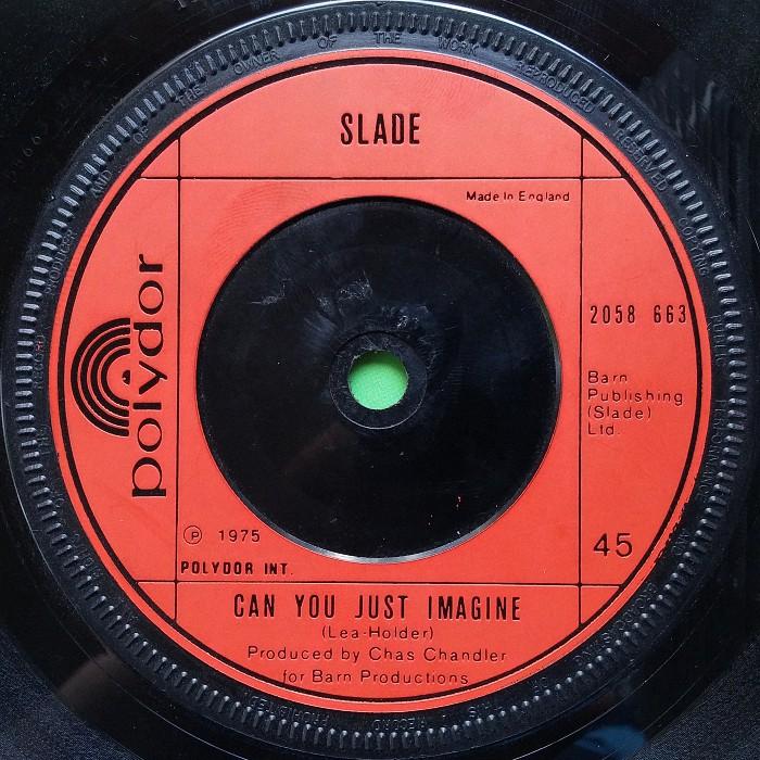 Slade In For A Penny UK side 2