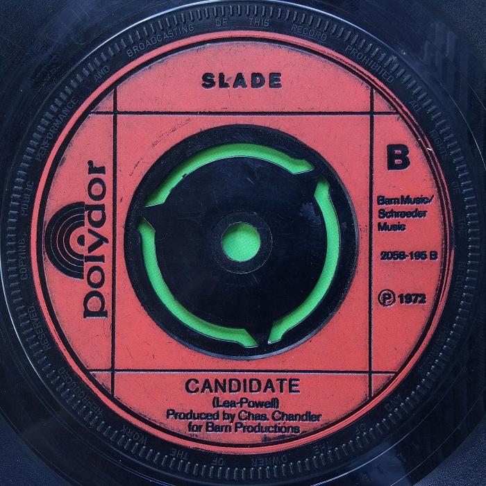 Slade Look Wot You Dun UK side 2