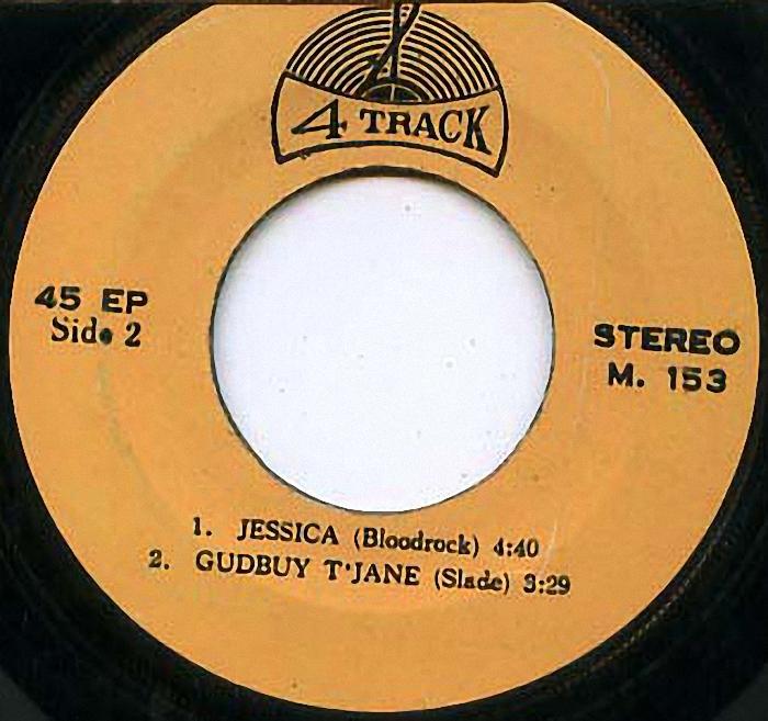 Slade Gudbuy T Jane Thailand side 1