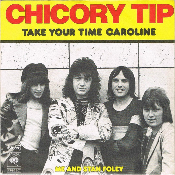 Chicory Tip Take Your Time Caroline Germany front
