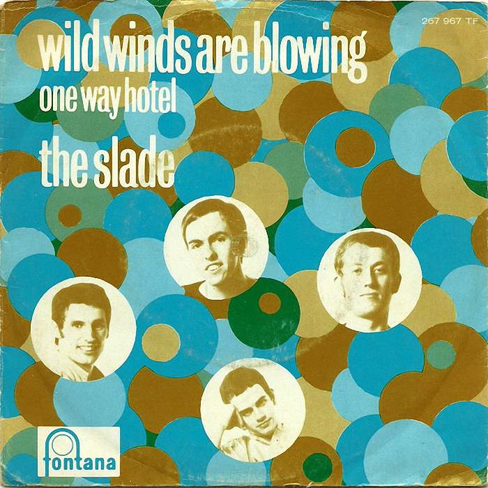 The Slade Wild Winds Are Blowing front Holland